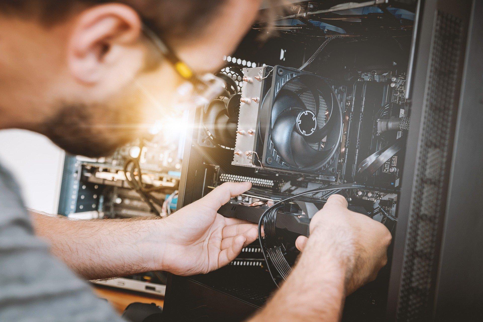 tietokone korjaus